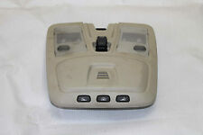 VOLVO S60 XC90 Dome Map Light Console W/Sunroof Beige Switch #30669622.