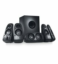 Logitech Z506 SPEAKER SYSTEM, 5.1 Surround Sound Home Theater SPEAKER SYSTE