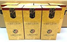 5 Boxes Organo Gold Cafe Latte 100% Organic Ganoderma Gourmet EXPRESS SHIP