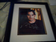 buffy the vampire slayer signed and framed nicholas brendon picture
