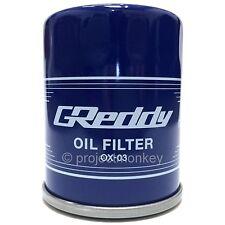 Greddy OX-03 Engine Oil Filter Trust JDM Fits: Infiniti & Nissan UNF 3/4-16