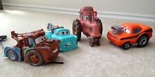 Disney Pixar Toys and Lightning McQueen and Friends Watch