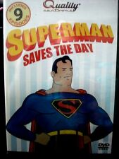 Superman Saves the Day (DVD, 2006) 9 Exciting Episodes WORLD SHIP AVAIL!