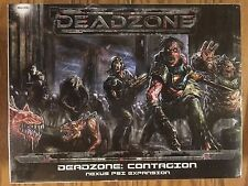 Deadzone, 2nd Edition: Nexus Psi (Expansion)