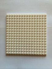 "Lego New Plate 16 x 16 White Base Plate 5""x5"" Part 4618526 Roof Floor"