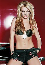 BRITNEY SPEARS A4 260GSM POSTER PRINT