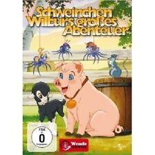 SCHWEINCHEN WILBURS GROSSES ABENTEUER DVD NEUWARE