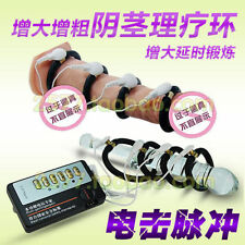 elektrische Toy-Plug-sex-butt Pulse Cock Longer Penis Extender Ring Massager