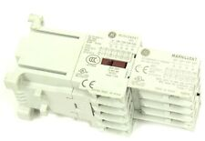 GENERAL ELECTRIC MCRK040AT CONTACTOR MCRK40E, MBOKD COIL 24V-DC, 2W, MARN440AT