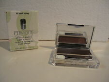 CLINIQUE - ALL ABOUT SHADOW SUPER SHIMMER - ombre a poupieres  02 black honey.