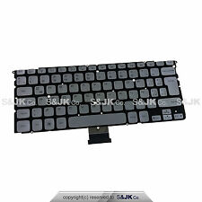 NEW Genuine Dell Adamo XPS Silver Laptop Backlit SPANISH LATIN Keyboard N0G4M