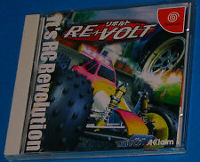 Re-Volt - Sega Dreamcast DC - JAP Japan JP
