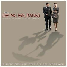 Saving Mr. Banks Soundtrack (Deluxe), New Music