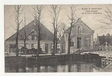 Broek In Waterland Netherlands Vintage Postcard 227a