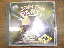 JOIN THE PARTY House Tekno deep Hardcore Compil CD
