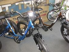 Mountain Trike bicycle road RV camp therapy hunt golf tricycle USA disabilities