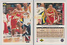 NBA UPPER DECK 1994 COLLECTOR'S CHOICE - Mookie Blaylock # 90 Ita/Eng MINT