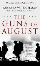 The Guns of August by Barbara W. Tuchman (2004, Paperback)
