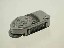 LEICA Leicameter MC mechanic exposure meter M2 M3 M4 M1  /14