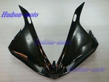 Front Nose Cowl Upper Fairing For Yamaha YZF R1 2009-2011 YZFR1 09 10 11 Black