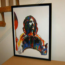 Nick Mason, Pink Floyd, Drums, Drummer, Psychedelic Rock, 18x24 POSTER w/COA