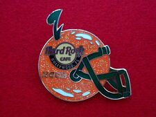 HRC Hard Rock Cafe Hollywood Florida Orange Bowl 2009 LE300