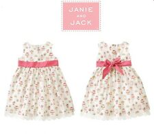 NWT Janie and Jack THE SODA FOUNTAIN Cake Pastries Dress 3T VHTF Cupcake