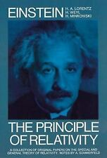 Dover Books on Physics: The Principle of Relativity by Frances A. Davis and...