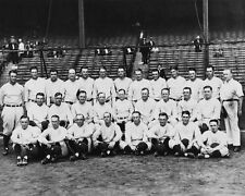 1927 NEW YORK YANKEES World Series Champions Glossy 16x20 Photo Roster Poster