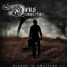DEUS INVICTUS-STAGED IN AWAITING-CD-death-metalcore-extol-soul embraced
