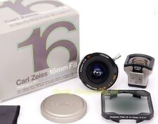Carl Zeiss HOLOGON 16mm F8 Contax AUTOFOCUS TELEMETRO Fit G Hologon 8/16 T *
