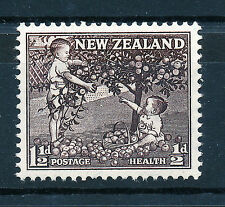NEW ZEALAND 1956 HEALTH STAMPS SG755a (blackish-brown)  MNH