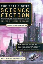 Year's Best Science Fiction: Twentieth Annual Collection-ExLibrary