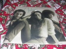 Shalamar three for love LP in excellent condition