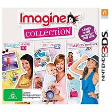 3DS Gioco Sophies Freunde Confezione Da 3 Mode Fashion World Design