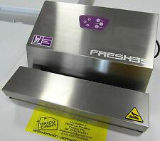 Macchina Sottovuoto Professionale Automatica Besser Vacuum Fresh 33 inox Bresser