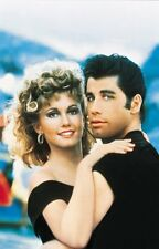"Grease Art No Text John Travolta Movie Poster Mini 11""X17"""