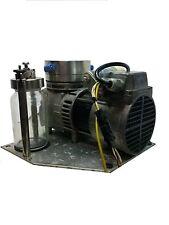 Vacuometro / Mini compressore con filtro ad acqua 220VA 0.15 KW 0.85A VINTAGE