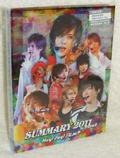 J-POP Hey! Say Jump SUMMARY 2011 in DOME Taiwan Ltd 2-DVD+10 Postcards