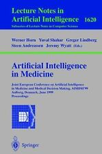 Artificial Intelligence in Medicine: Joint European Conference on Artificial Int
