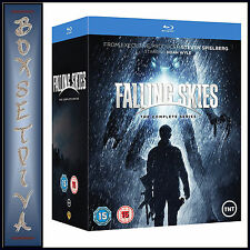 FALLING SKIES - COMPLETE SERIES- SEASONS 1 2 3 4 & 5  *BRAND NEW BLURAY BOXSET**