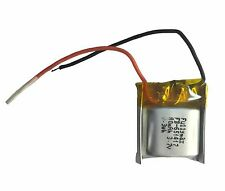 2pc3.7V 80mAh FB-651417 Lipo Rechargeable Battery for RC Helicopter/headset/toys