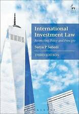 International Investment Law: Reconciling Policy and Principle, Good Condition B