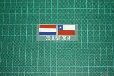 HOLLAND Vs CHILE World Cup 2014 Holland Home Shirt Match Details
