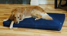 Buy 2 Discount Durable Denim Waterproof Orthopedic MEMORY FOAM Dog Bed Pad XL