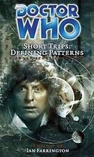 Big Finish Short Trips #23  DOCTOR WHO: DEFINING PATTERNS Hardcover Book - New