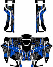 Yamaha Rhino side by side 450 660 700 Xtreme Wrap Decal Sticker kit