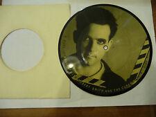 """ROBERT SMITH(THE CURE)""""A RARE INTERVIEW Pt.4-disco 45 giri BAKTABAK UK""""LIMITED"""