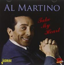 AL MARTINO - TAKE MY HEART 2 CD NEU