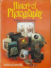 HISTORY OF PHOTOGRAPHY ~ TECHNIQUES AND EQUIPMENT - 1980